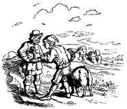 Hans im Glueck Ludwig Richter 01