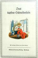 Tapferes Schneiderlein Fritz Kredel