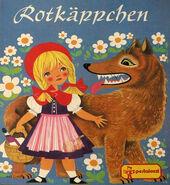 Rotkaeppchen Felicitas Kuhn cover