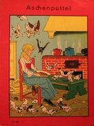 Aschenputtel Fritz Baumgarten um 1940 Verlag unbekannt