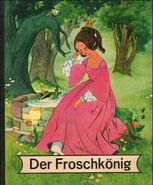 Froschkoenig Gerti-Mauser-Lichtl cover