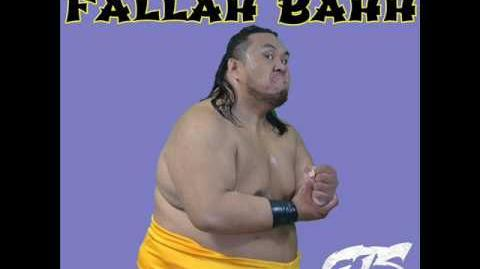 GTS Wrestling - Fallah Bahh Theme Song
