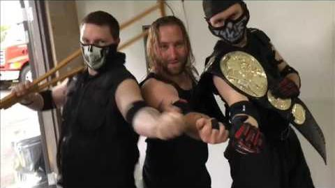 GTS Wrestling - SWAT City Theme Song