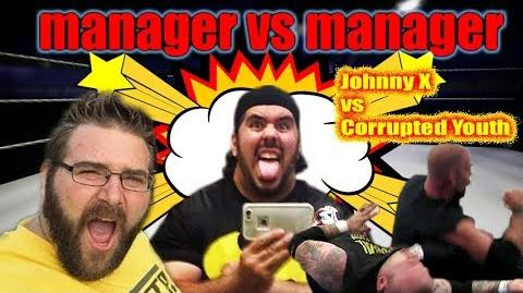 GRIM AND TRAVONE MANAGER VS MANAGER ! OLD SCHOOL !