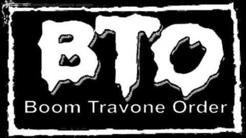 BTO Boom Travone Order Theme!