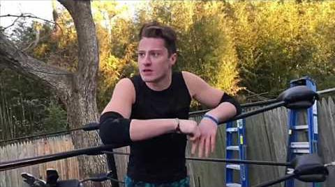"""GTS Wrestling - Jay """"The Key"""" Evans Theme Song-1"""