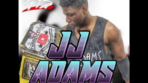 GTS Wrestling - JJ Adams Theme Song (NEW SONG)