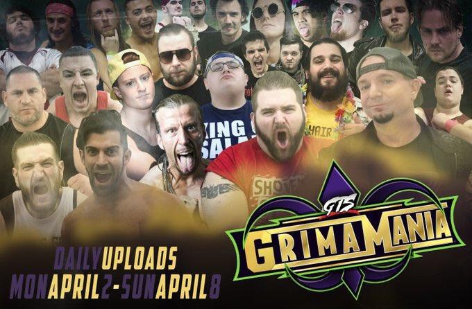 Grimamania (2018)