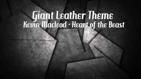 Giant Leather Theme
