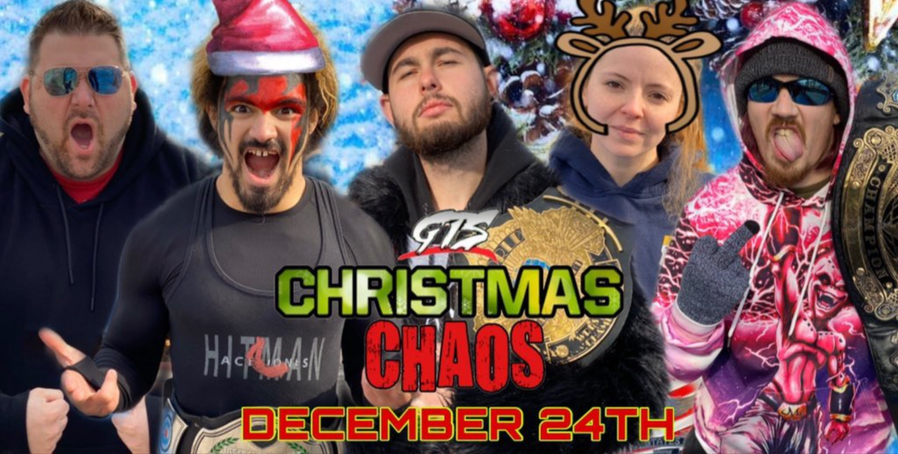Christmas Chaos 2019