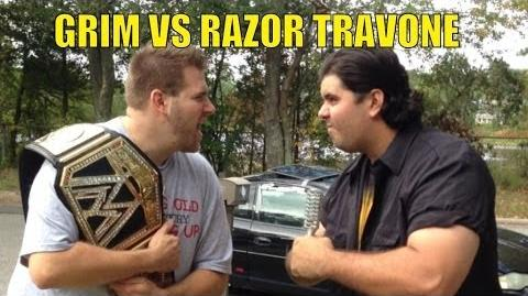 Grim's Toy Show Ep 620- HARDCORE MATCH Grim vs Travone for All his WWE Mattel action figures