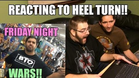 Grims Toy Show ep 1044- Travones WWE Figure Hunt at WALMART! BROCK review and 3rd man REVEAL!
