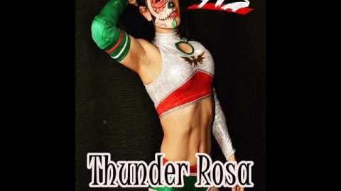 GTS Wrestling - Thunder Rosa Theme Song