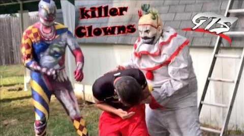 GTS Wrestling - Killer Clowns Theme Song