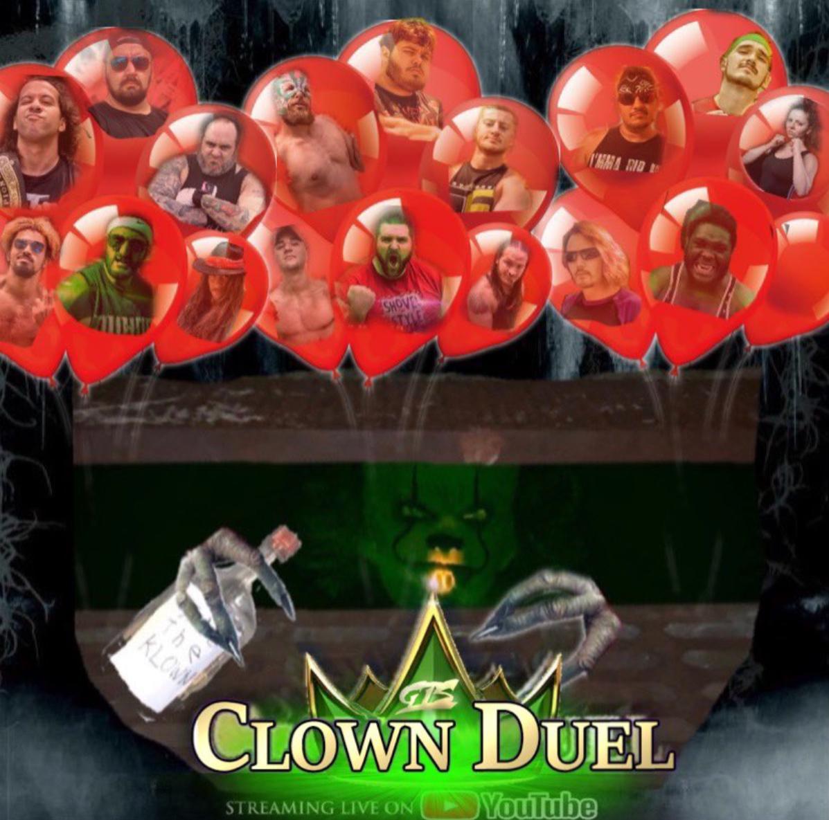 Clown Duel 2019
