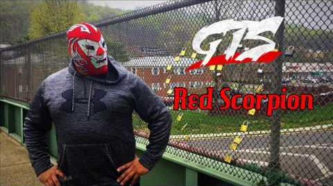 GTS Wrestling - Red Scorpion Theme Song