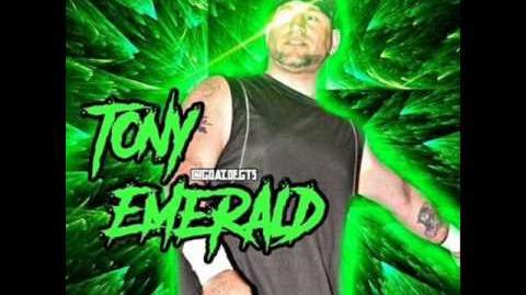 GTS Wrestling - Tony Emerald Theme Song (NEW SONG)