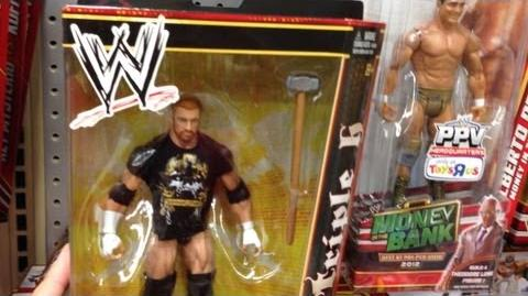 Grim's Toy Show Ep 605- Stealing WWE Figures at ToysRus! Action Figure collection reviews!