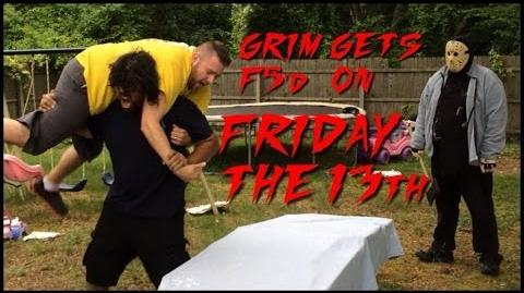 Grims Toy Show ep 876- F5'd on a TABLE! Backyard Wrestling Match! WWE Action Figures collections