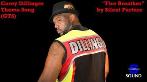 -stevecomedian SOUND- Corey Dillinger 1st Theme Song (GTS)