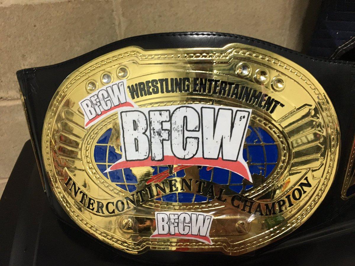 BFCW Championship