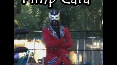 GTS Wrestling - Pimp Cara Theme Song