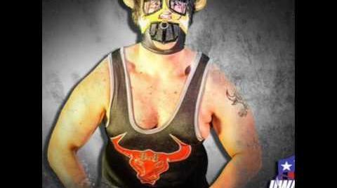 GTS Wrestling - Brandon the Bull Theme Song