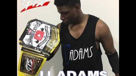 GTS Wrestling - JJ Adams Theme Song