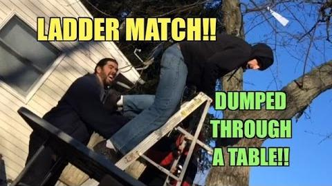 Grims Toy Show ep 1072- LADDER MATCH! WWE Mattel Wrestling Figure Collection Pics! Breaking News!