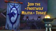 Frostwolf Militia Recruitment Video 1