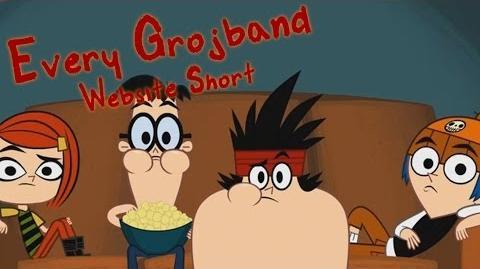 - Every Grojband Website Short! -