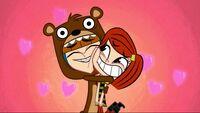 Laney gets a bear hug.jpg