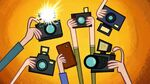 Photographs and cameras