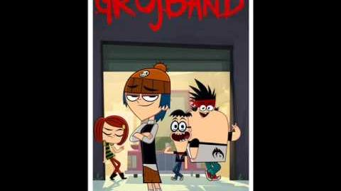 Grojband - Halloween Song From The Episode 1 (Original Version) (HQ)