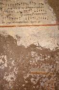 Sorano museo medioevo e rinascimento spartito