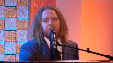 Seeing You (Groundhog Day) by Tim Minchin at the 20th South Bank Sky Arts Awards