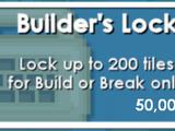 Builder's Lock