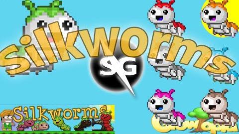 Growtopia Silkworm