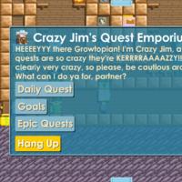Crazy Jim Growtopia Wiki Fandom
