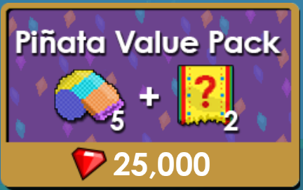 Pinata Value Pack