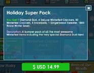 Holiday Pack 2020 B Desc
