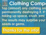 Clothing Compactor