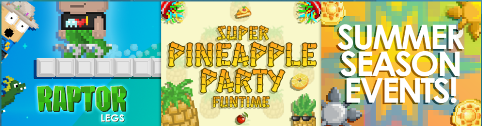 Super Pineapple Party/2018