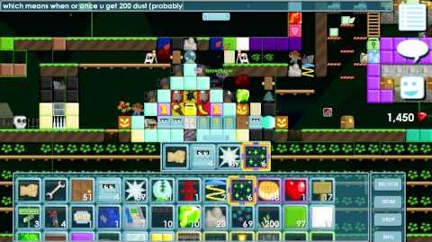 Star Dust and what you can do with it - Growtopia