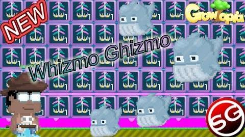 Growtopia New Bait Whizmo Ghizmo