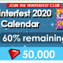 Winterfest Calendar - 2020