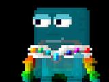 Rainbow Crystal Cloak