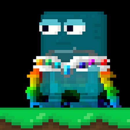 Rainbow Crystal Cloak Growtopia Wiki Fandom