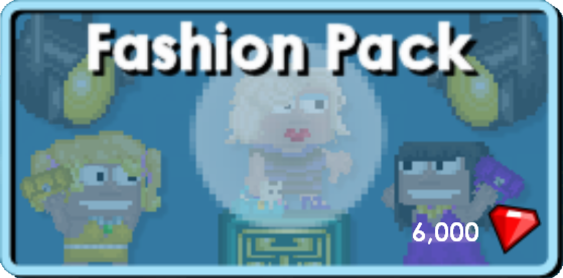 Fashion Pack