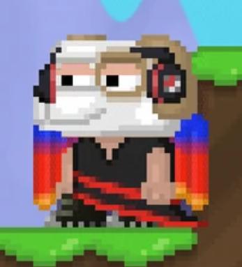 Barky's Mask